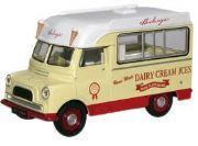 SP041 Oxford Diecast Bedford CA Ice Cream Van 'Hockings'
